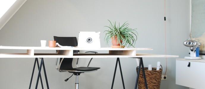 5 redenen voor echte planten op kantoor -bureau - GuashaTherapeut - header